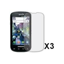 3 Pack Clear Screen Protector for Sprint Samsung Epic 4G SPH-D700 *USA SELLER*
