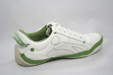 Women's CUSHE Boutique Nylon Sneak-In White Green Sneaker by Merrell & Wolverine