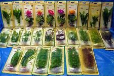 "8"" to 9"" Aquarium Plants MEDIUM PennPlax choose the one you want and click on it"
