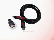 "HDMI Cable Cord For Samsung LED HDTV Smart TV 29"" 32"" 37"" 39 40"" 46"" 50"" 55"" 60"""