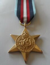 Arctic Star Full Size Medal, Pre Order, Copy, Replacement, WWII, Army, Navy, RAF