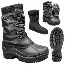 Surplus Boots Cold Weather Thermal Boots Winter Snow Shoes Boots