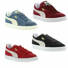 New Puma Suede Classic Mens Womens Trainers Ladies Shoes Size UK 3-13