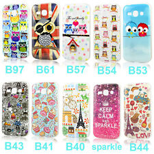 Soft TPU Gel Skin Case Cover For Samsung Galaxy Ace 3 S7270 S7272