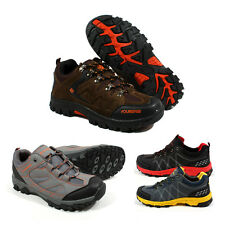 MENS HIKING BOOTS WALKING ANKLE TREKKING TRAINERS SHOES Hiking Training Shoe BT8