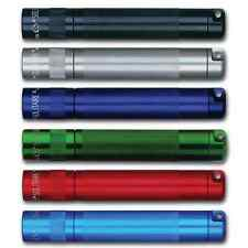 Maglite Solitaire small keyring torch , 8 colours , in gift box with battery