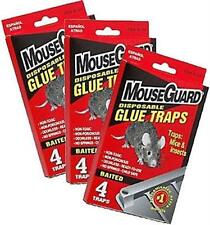 Glue Traps Board Rat Mouse Pest Roach Rodent Insects Bugs Control Disposable