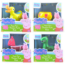 Peppa Pig Fun Park- Choice of 4 (Only one Supplied)