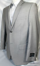 Angelo Rossi Light Gray Two Piece Suit