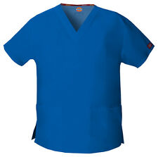 Royal Dickies EDS Signature V Neck Scrub Top 86706 ROWZ