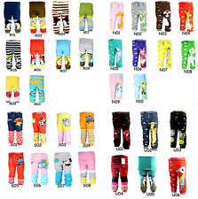 Baby boys girls Toddler cotton Trousers  Leggings  Leg Warmers Pants Part 2th