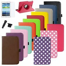 PU Leather Case Cover / Accessories For Samsung Galaxy Tab 3 7.0 7-inch Tablet