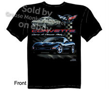Corvette Shirt Corvette Apparel Chevy T Shirts Chevrolet Clothing 1963 Stingray