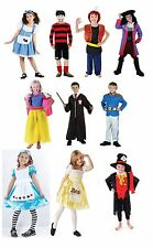 Kids Boys Girls Childs Childrens Costumes Medieval Film TV Fancy Dress Up Play