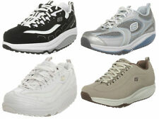 SKECHERS Womens Shape Ups Toning Trainers Fitness Walking Shoes