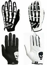Asher Golf Glove DEATHGRIP COOLTECH death grip cool tech skeleton skull
