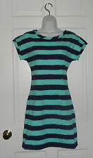 NWT LILLY PULITZER CRYSTAL WATER TAKE OFF STRIPE ANASTASIA DRESS S M