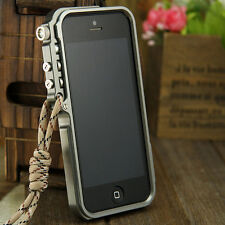 New Great Aluminum Metal Hard Frame Bumper Case Cover For Apple iPhone 5 5S 4 4S