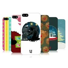 HEAD CASE MIX CHRISTMAS COLLECTION PROTECTIVE SNAP-ON CASE FOR APPLE iPHONE 5 5S