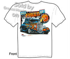 Hot Rod Clothes Ford Shirt Street Rod Shirts Vintage Car T Shirt 1933 1934 Coupe