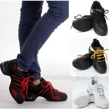 Fashion Women Comfy Modern Jazz Hip Hop Athletic Dance Breathable Sneakers Shoes