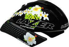LAZER TARDIZ AERO BIKE HELMET HAWAII BLACK/WHITE 2013