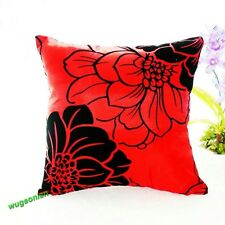 Home Square Pillowcases Bed Sofa Throw Pillow Cases Car Back Cushion Cover HOT