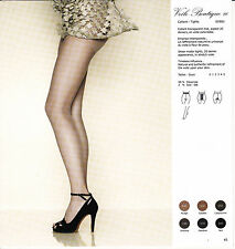 Gerbe, Paris, Voile Boutique 20, sheer matte tights, 20 denier appearance