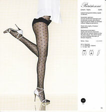 Gerbe, Paris, Parisienne Sheer shiny tights, 15 denier appearance
