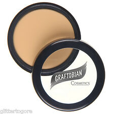 Graftobian HD Glamour Creme, 1/2oz - ALL 64 Shades Available!!! All Skin Types