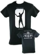 Randy Orton RKO Only the Strong Survive Mens Black T-shirt