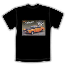 CHRYSLER VALIANT CHARGER R/T E38  T SHIRT  Hey Charger