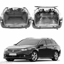 Honda Accord Tourer rubber boot floor load liner dog mat guard bumper protector