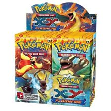Pokemon XY Flashfire Booster Packets / Sealed Boxes