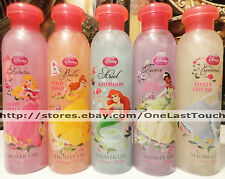 DISNEY PRINCESS Scented Shower Gels ~*YOU CHOOSE*~ Great for Girls!