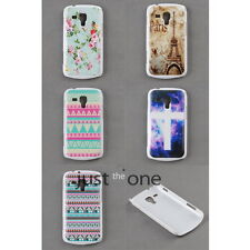 for Samsung Galaxy Trend Duos S7562 S7560 Hot Patterns Hard Back Skin Case Cover