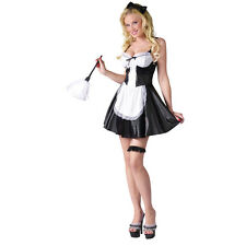 Fancy French Maid Sexy Adult Costume | Fun World 122494
