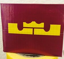 Lebron James Cleveland Cavalier Hand Made Duct Tape Wallet