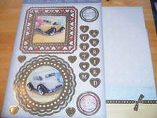Massive Clearance ~Hunkydory card kits