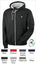 Champion S2468 Men's ECO Fleece Full Zip Hoodie