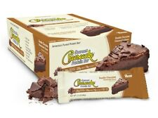 ANSI GOURMENT CHEESECAKE Protein Bar 12 Bars Per Box  FOR YOUR HEALTHY QUEST