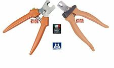 MILLERS FORGE ORANGE PROFESSIONAL PET Plier NAIL Claw TRIMMER Clipper Cat Dog