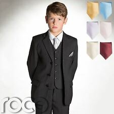 Boys Black Suit, Boys Wedding Suits, Page Boy Suits, Prom Suits, Pinstripe Suit