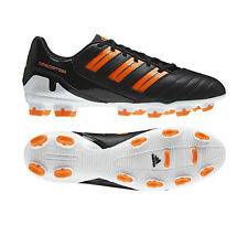 New Men Adidas Predator Absolado Hg Black Football Boots Trainers Size 6-12