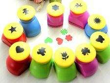 Middle Paper Shaper Cutter Punch For DIY Card Making Scrapbooking tags W180-W189