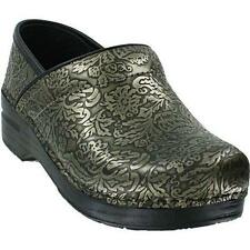 Dansko Shoes Professional Clogs Silver Vine All Sizes Sale Discounted