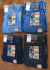 NWT Wrangler Mens  Five Star Premium Denim Jeans Regular Fit