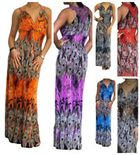 New Maxi Dress Long Evening Party Ladies Summer Lace Gown Size 10 12 14 16