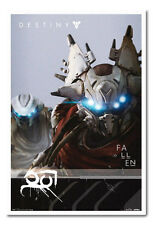 Destiny Fallen Magnetic Notice Board Includes Magnets