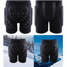 Kids Adults Shorts Hip Protection Butt Pad Skiing Skating Snowboard Size XXS-XXL